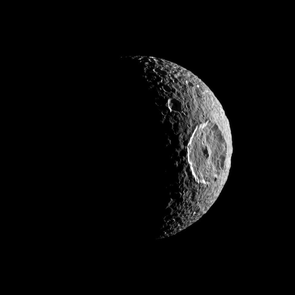 Why Saturn's Moon, Mimas is So Awesome