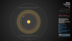 Super Planet Crash – The Ultimate Space Game