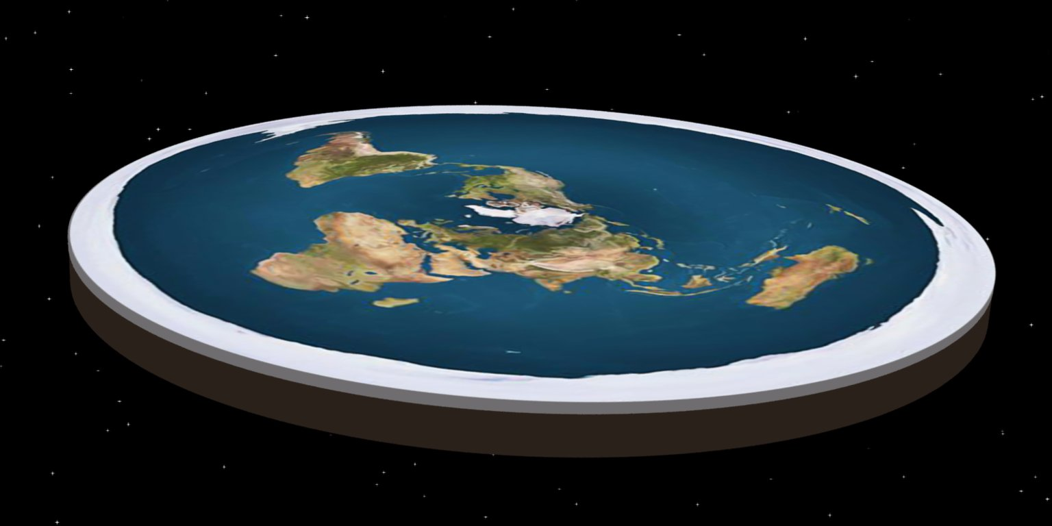 Why Do People Believe The Earth Flat Theory?