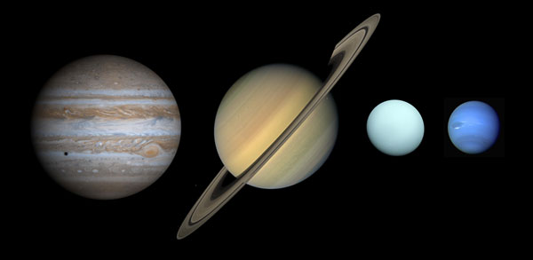 Understanding Gas Giants